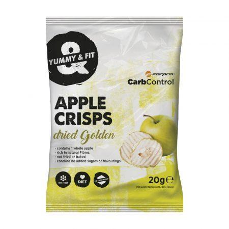 Apple Crisps Almaszirom Golden almából