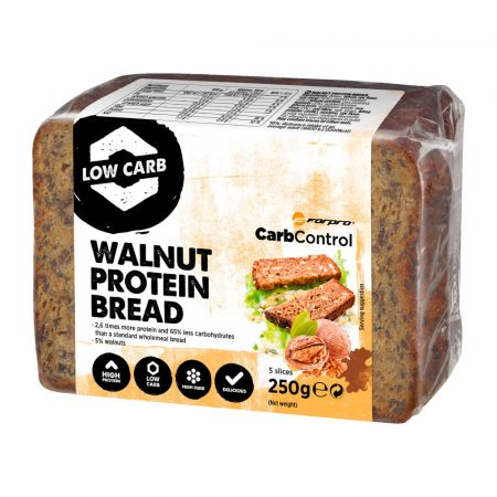 Forpro Fehérje kenyér dióval 250g
