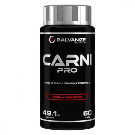 Galvanize Carni Pro l-karnitin tartalmú táplálék-kiegészítő