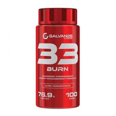 Galvanize Chrome 33 Burn termogenikus táplálék-kiegészítő