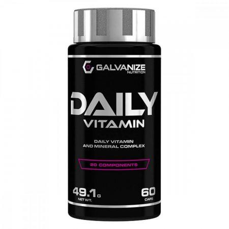 Galvanize Daily Vitamin multivitamin kaspzula