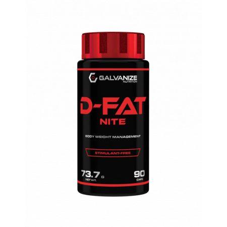 Galvanize D-Fat Nite 90 kapszula