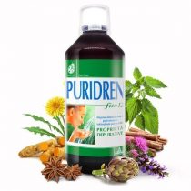 Puridren® Méregtelenítő Koncentrátum 500ml
