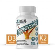 D3 és K2-VITAMIN 100 tabletta