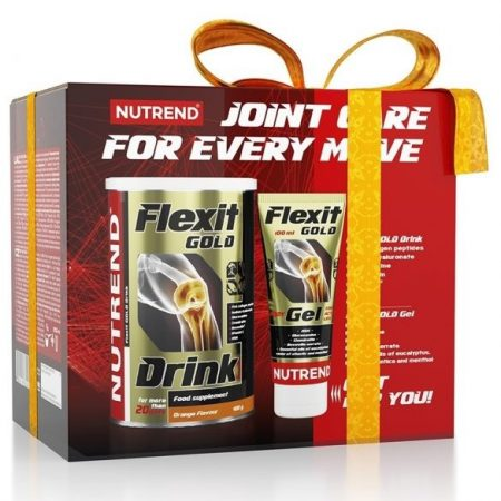 Nutrend Flexit Gold Drink professzionális ízületvédő flexit géllel
