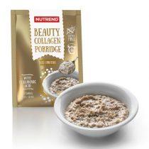 Nutrend Beauty Collagen Porridge kollagénes zabpehely kása