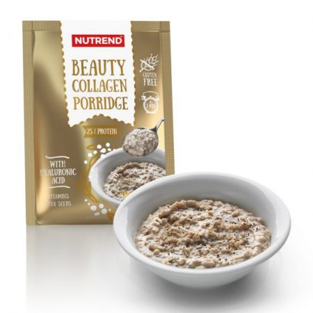 Nutrend Beauty Collagen Porridge kollagénes zabpehely kása