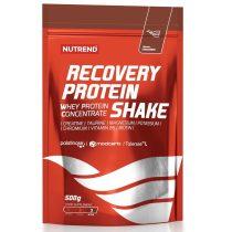 Nutrend Recovery Protein Shake 500g fehérje intenzív sporttevékenységekhez
