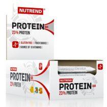 Nutrend protein bar fehérje szelet
