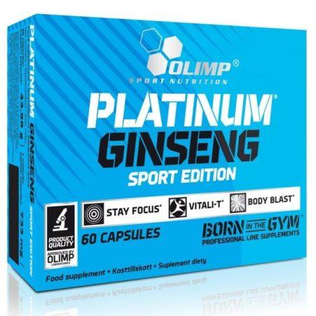 Olimp Labs Platinum GINSENG™ Sport Edition 550mg fizikai és szellemi képesség növelő