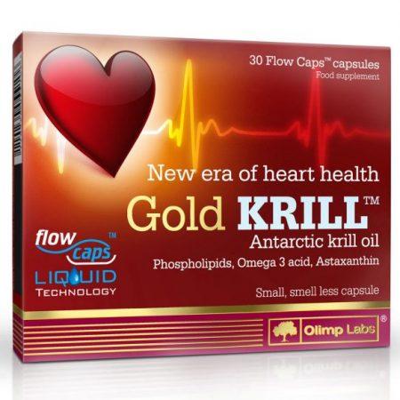 Olimp Labs Gold Krill 30 kapszula