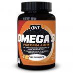 QNT Omega 3 1000 mg - 60 gélkapszula Omega3 vitamin készítmény