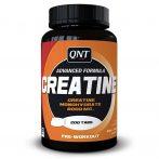 QNT Creatine Monohydrate - 200 tabletta kreatin kapszula sportolóknak