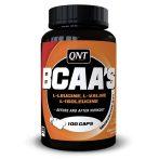 QNT BCAA's + vit. B-6 - 100 Kapszula aminosav táplálékkiegészítő