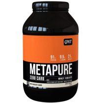QNT Zero Carb Metapure 908g tejsavó fehérje