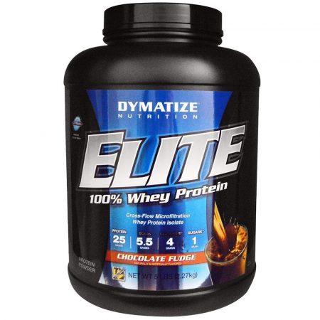 Dymatize Elite Whey Protein 2270g kombinált fehérje