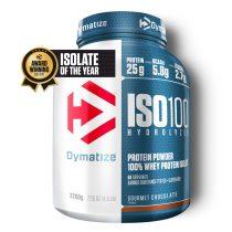 Dymatize Iso 100 - 2200g prémium minőségű fehérje