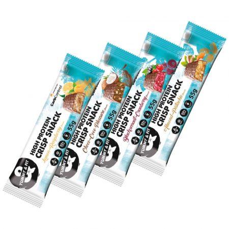 Forpro High Protein Crisp Snack 55g fehérje szelet