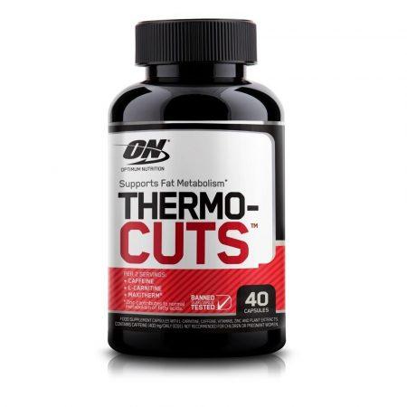 ON Thermo-Cuts 40 kapszula termogenikus fogyasztószer