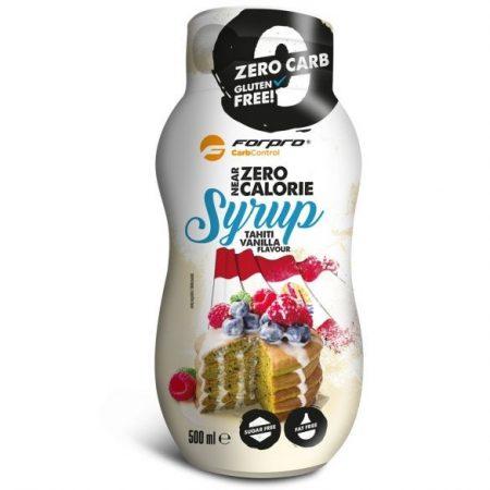 Near Zero Calorie Sauce - Tahiti vanília