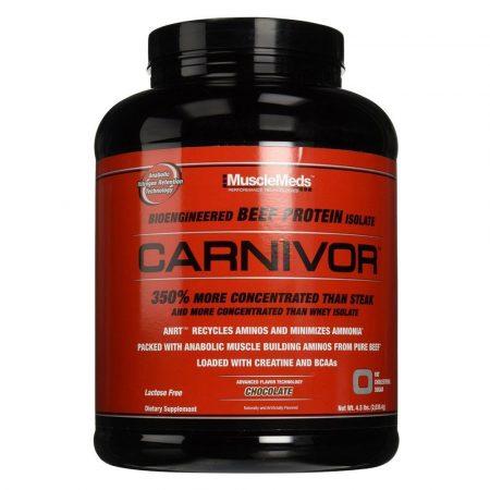 Musclemeds Carnivor 2038 g marha fehérjepor