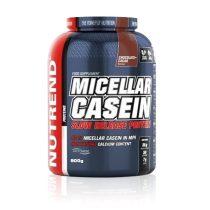 Nutrend Micellar Casein - 900 g kazein fehérjepor