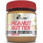 Olimp Peanut Butter mogyoróvaj - 700g csökkentett szénhidrát tartalmú mogyorókrém