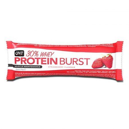 QNT Protein Burst Bar 1karton energia vagy fehérjeszelet