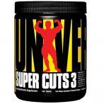 Universal SUPER CUTS 3 130tabletta l-karnitin tartalmú zsírégető termék