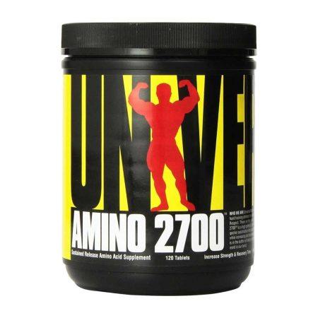 Universal Amino 2700 - 120 tabletta komplex aminosav készítmény