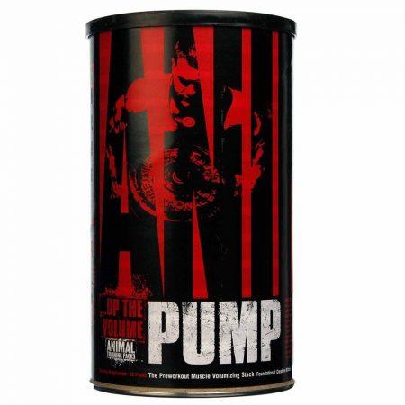 Universal Nutrition Animal Pump 30 csomag kreatin kapszula sportolóknak