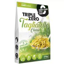 Triple Zero Pasta-Tagliatelle diétás termék, közel 0 kalóriával