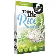 Triple Zero Pasta - rice diétás termék, közel 0 kalóriával