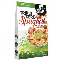 Triple Zero Pasta-Spaghetti paradicsommal