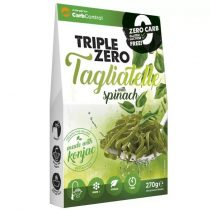 Triple Zero Pasta-Tagliatelle spenótos