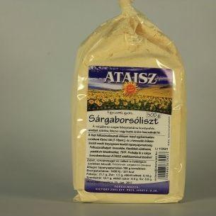 Reformélelmiszer Ataisz sárgaborsóliszt 500 g