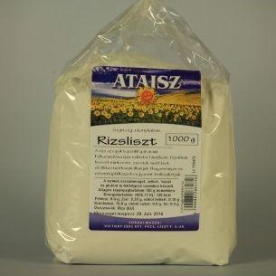 Reformélelmiszer Ataisz rizsliszt 1000 g