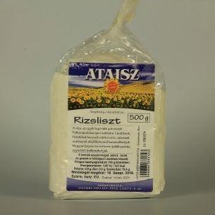 Reformélelmiszer Ataisz rizsliszt 500 g