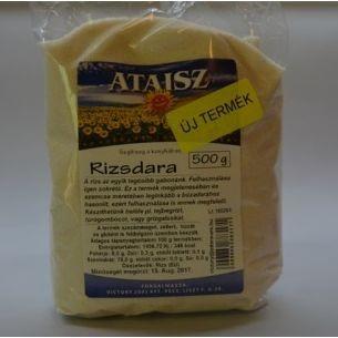 Reformélelmiszer Ataisz rizsdara 500g
