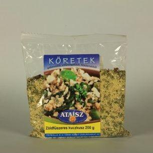 Reformélelmiszer Ataisz kuszkusz köret zöldfűszeres 200 g