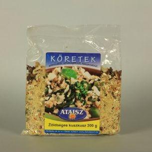 Reformélelmiszer Ataisz kuszkusz köret zöldséges 200 g