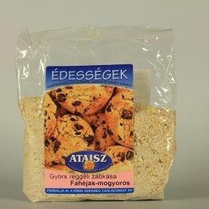 Reformélelmiszer Ataisz gyors reggeli zabkása fahéjas-mogyorós 200 g