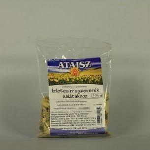Reformélelmiszer Ataisz ízletes magkeverék salátákhoz 100 g