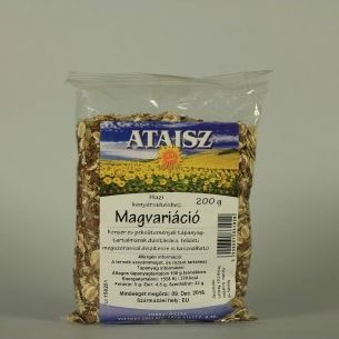 Reformélelmiszer Ataisz magvariáció kenyérsütéshez 200 g