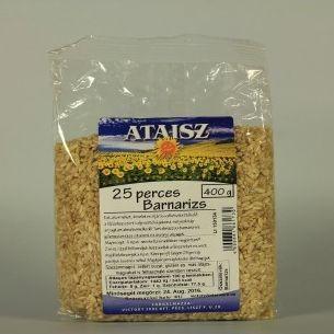 Reformélelmiszer Ataisz 25 perces barnarizs 400 g
