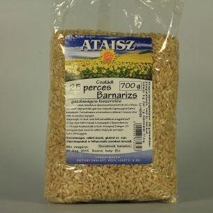 Reformélelmiszer Ataisz családi 25 perces barnarizs 700 g