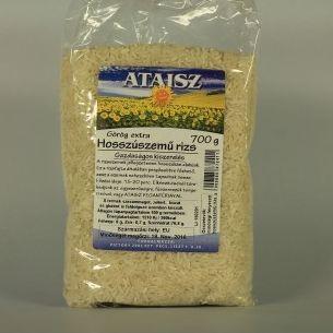Reformélelmiszer Ataisz görög extra hosszúszemű rizs 700 g