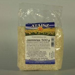 Reformélelmiszer Ataisz jázminrizs 500 g