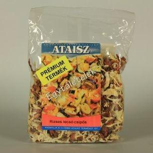 Reformélelmiszer Ataisz rizses lecsó csípős 200g