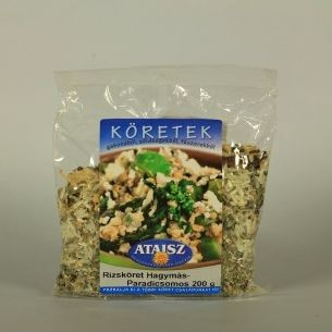 Reformélelmiszer Ataisz rizsköret hagymás-paradicsomos 200 g